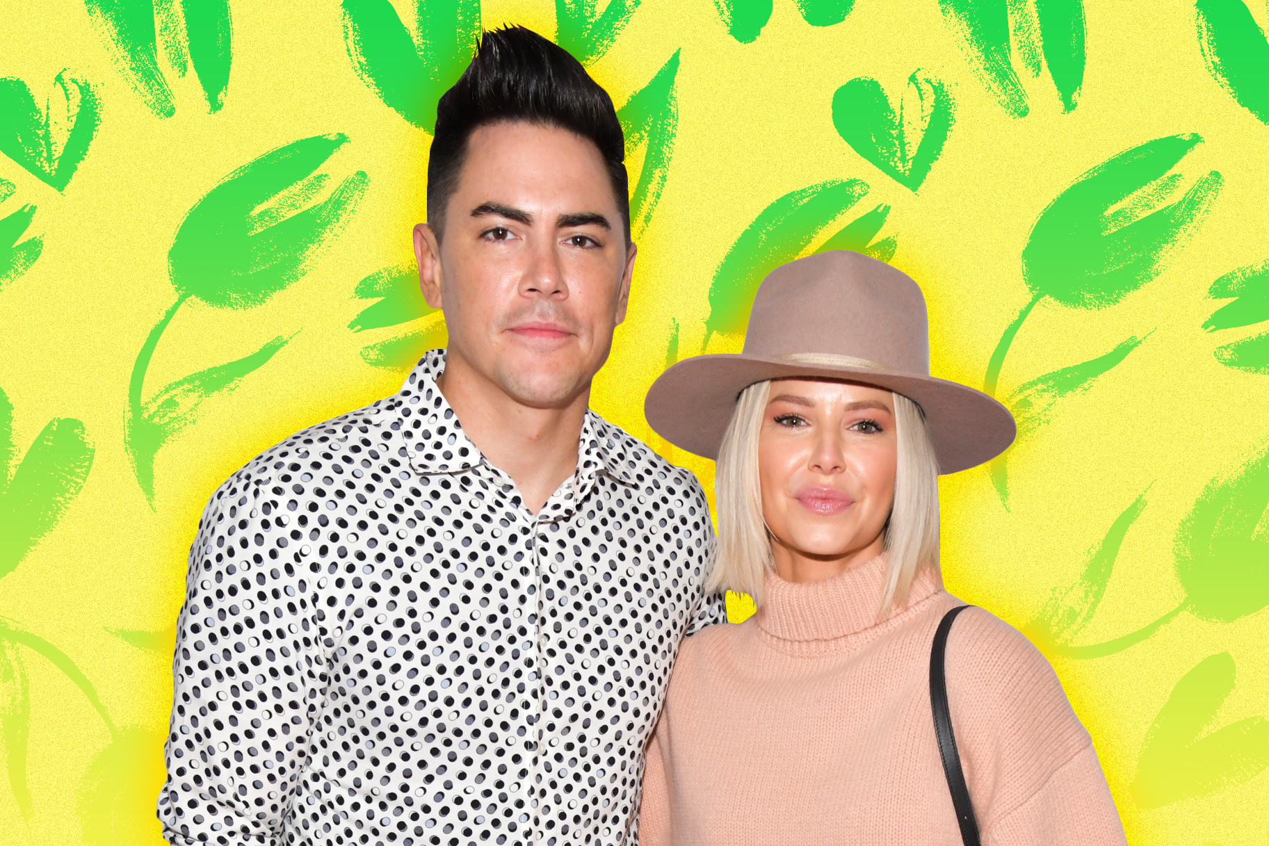 Ariana Madix Tom Sandoval Backyard