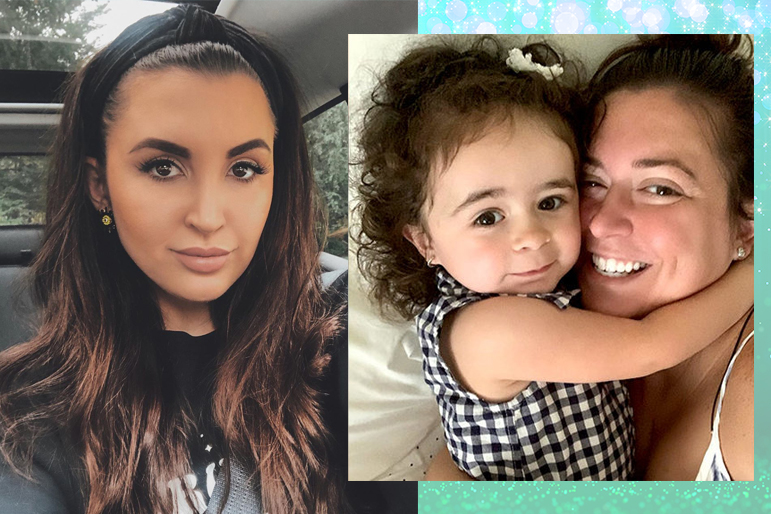 Ashlee Malleo Lauren Manzo Daughter