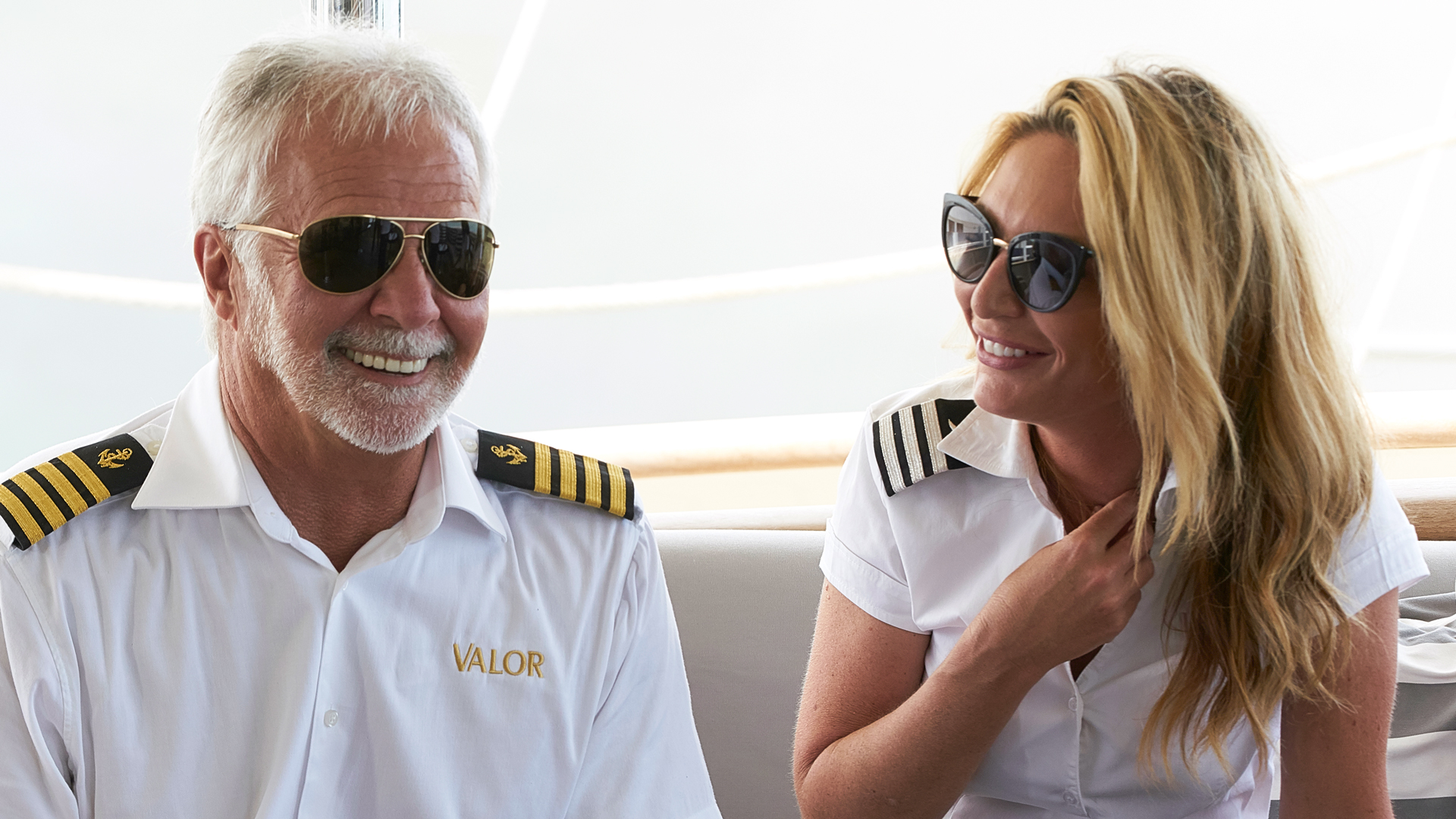 Below Deck Sailing Announcement Captain Lee And Kate Discuss Hookups