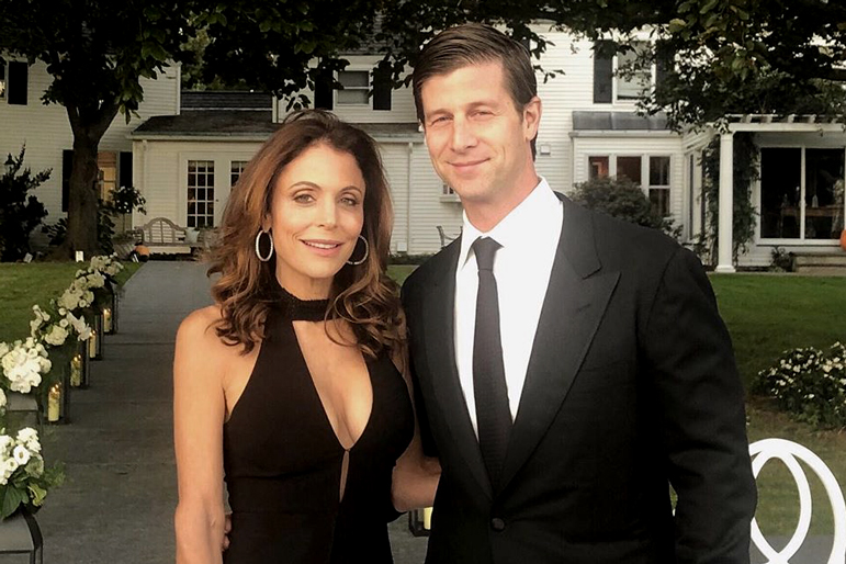 Bethenny Frankel Paul Bernon Relationship