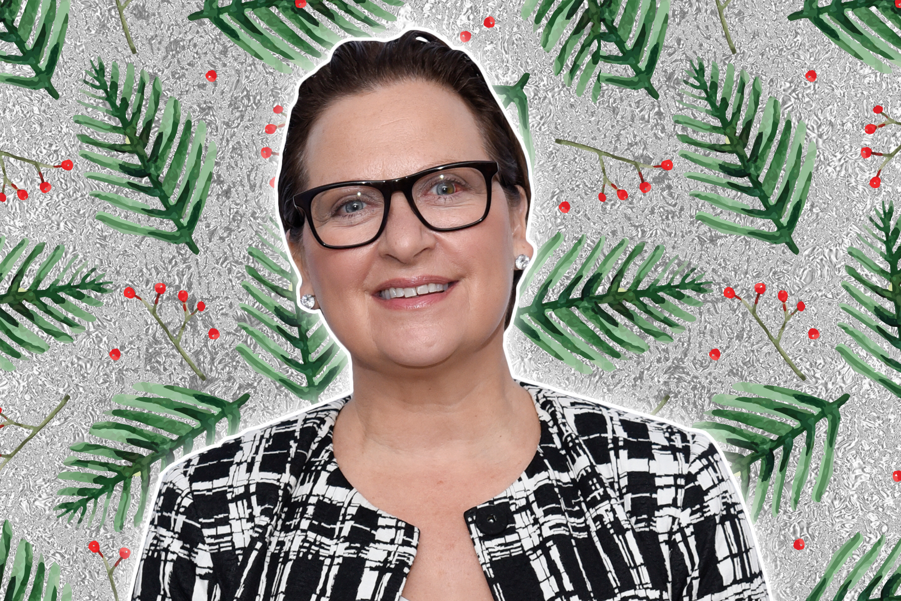 Caroline Manzo Holiday Decor