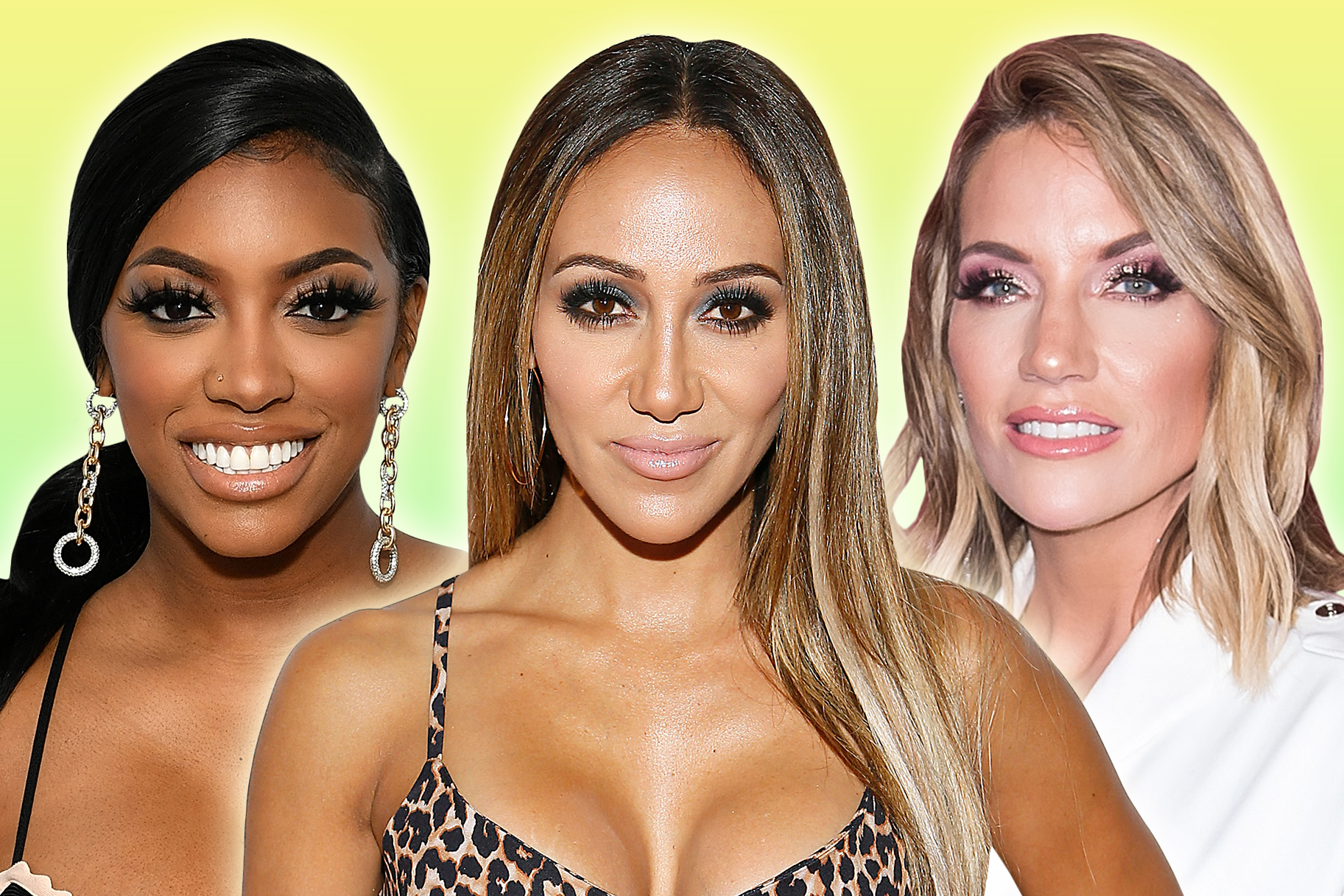 Cary Deuber Porsha Williams Melissa Gorga Emsculpt