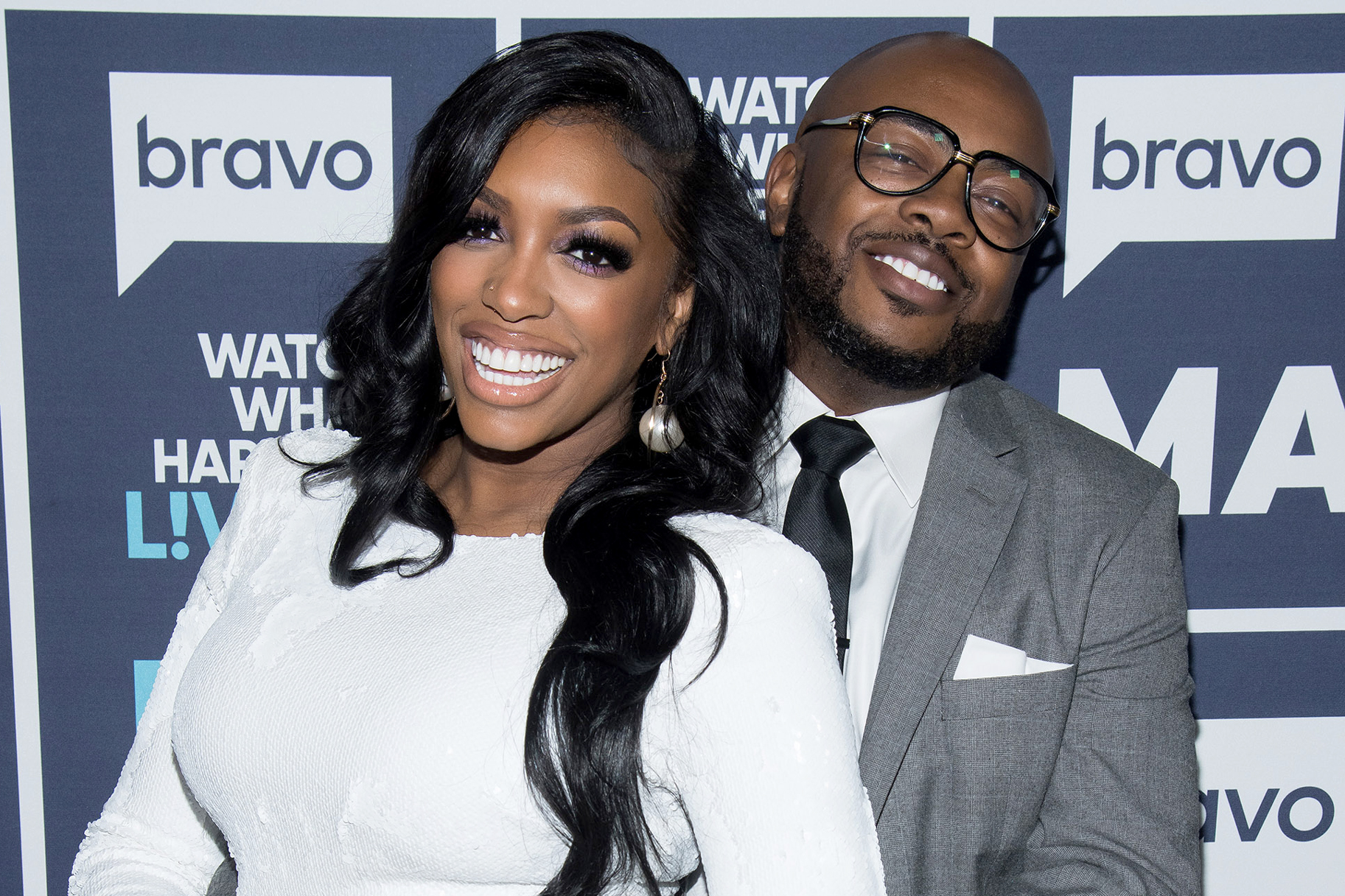 Dennis Mckinley Porsha Williams Wife