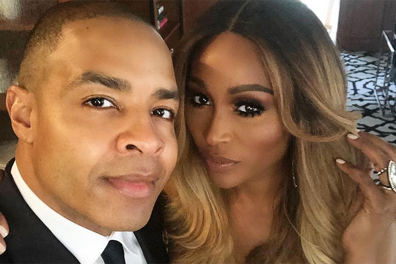 Dish Cynthia Bailey Mike Hill Marriage