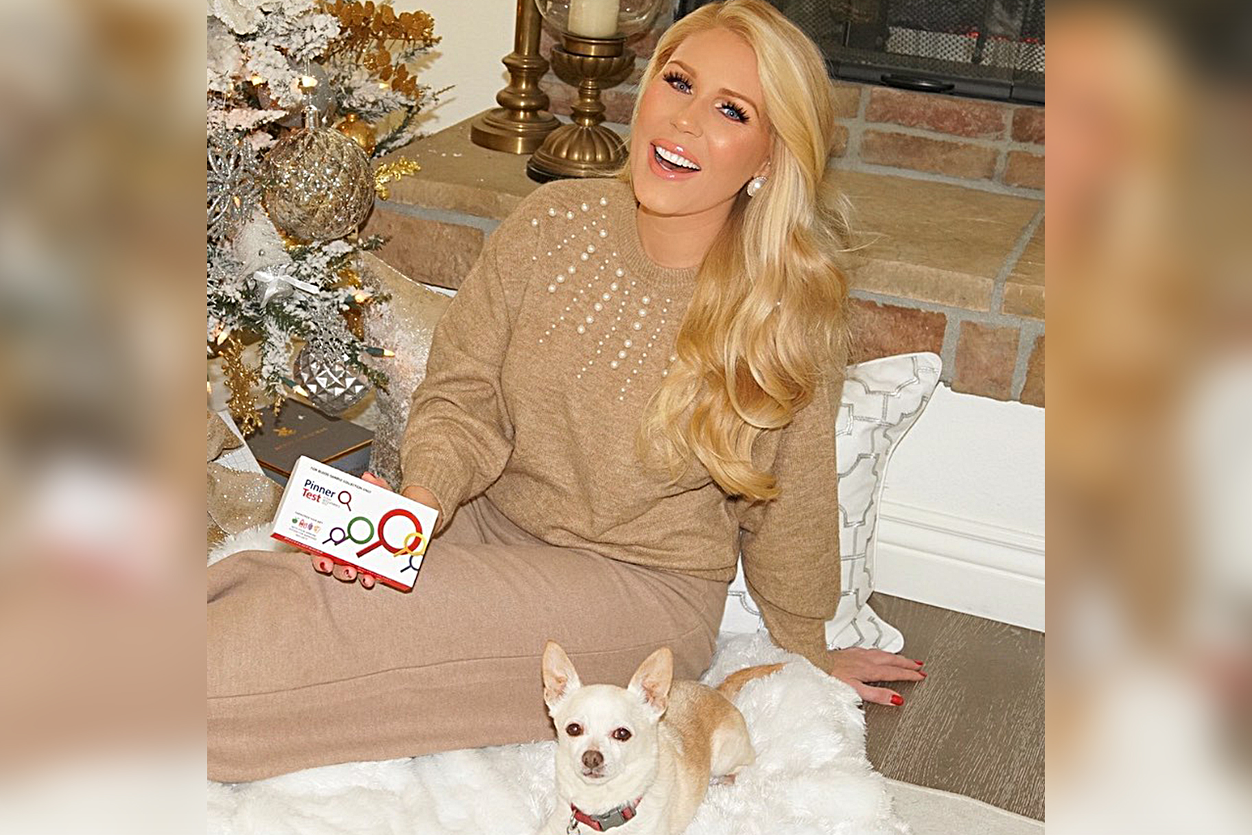 Gretchen Rossi Holiday Decorations