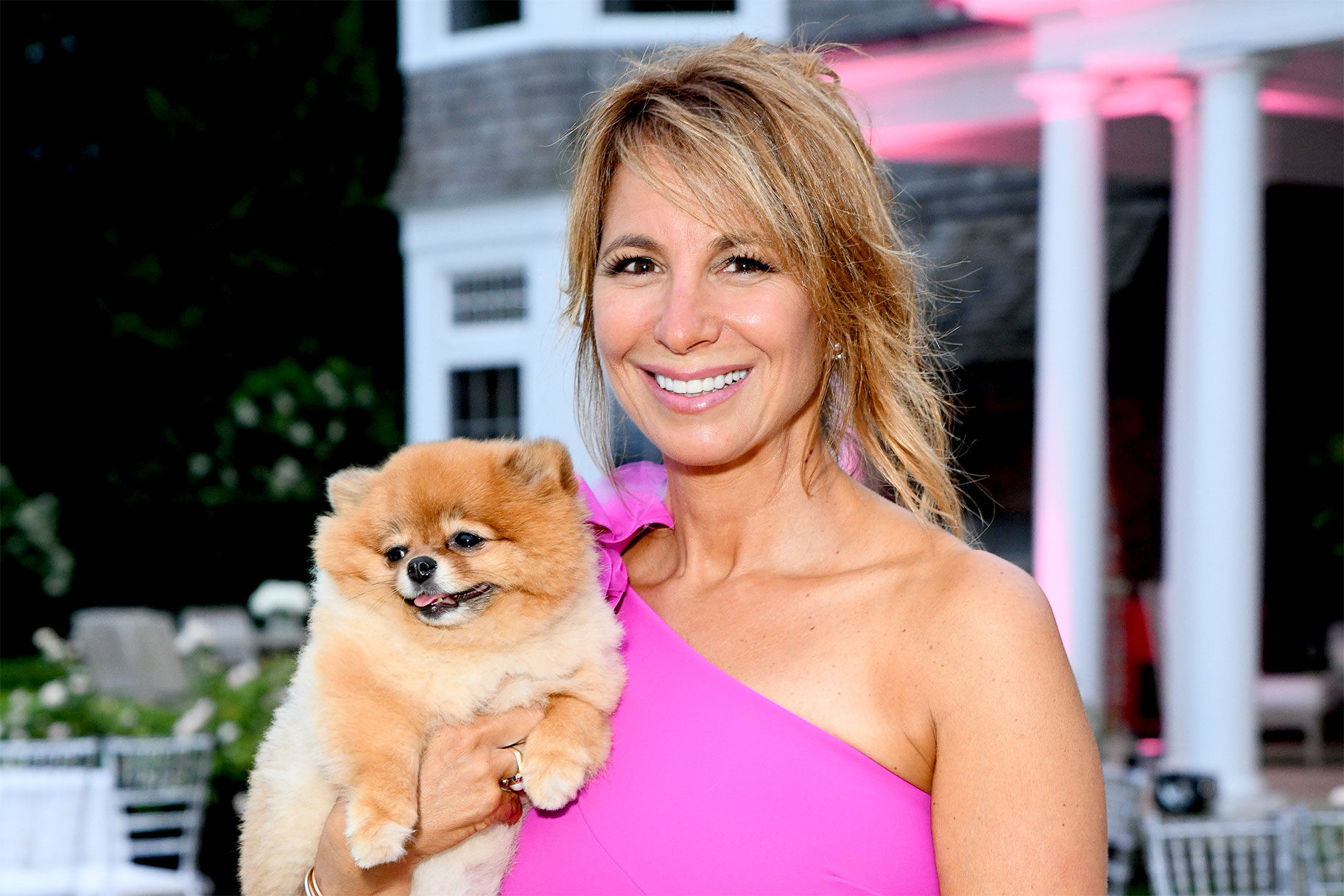 Jill Zarin Dog Bag Rhony