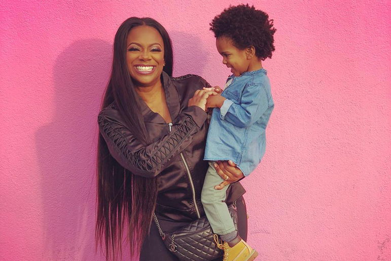 Kandi Burruss Ace Tucker Sings