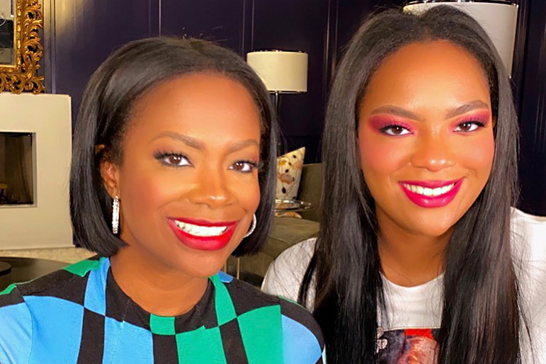 Kandi Riley Burruss Privileged Childhood