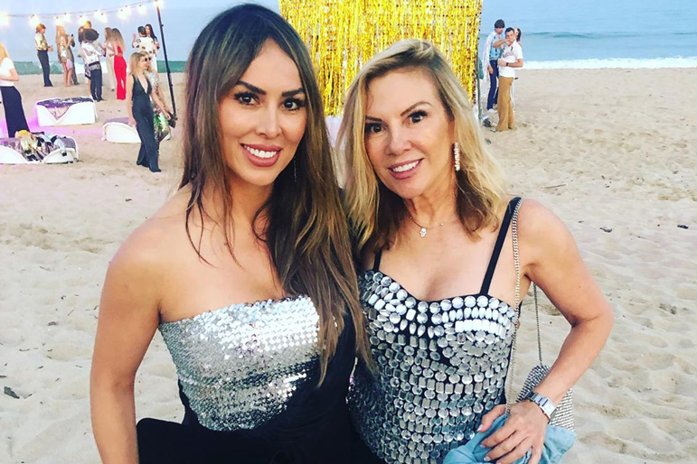 Kelly Dodd Ramona Singer Friendship