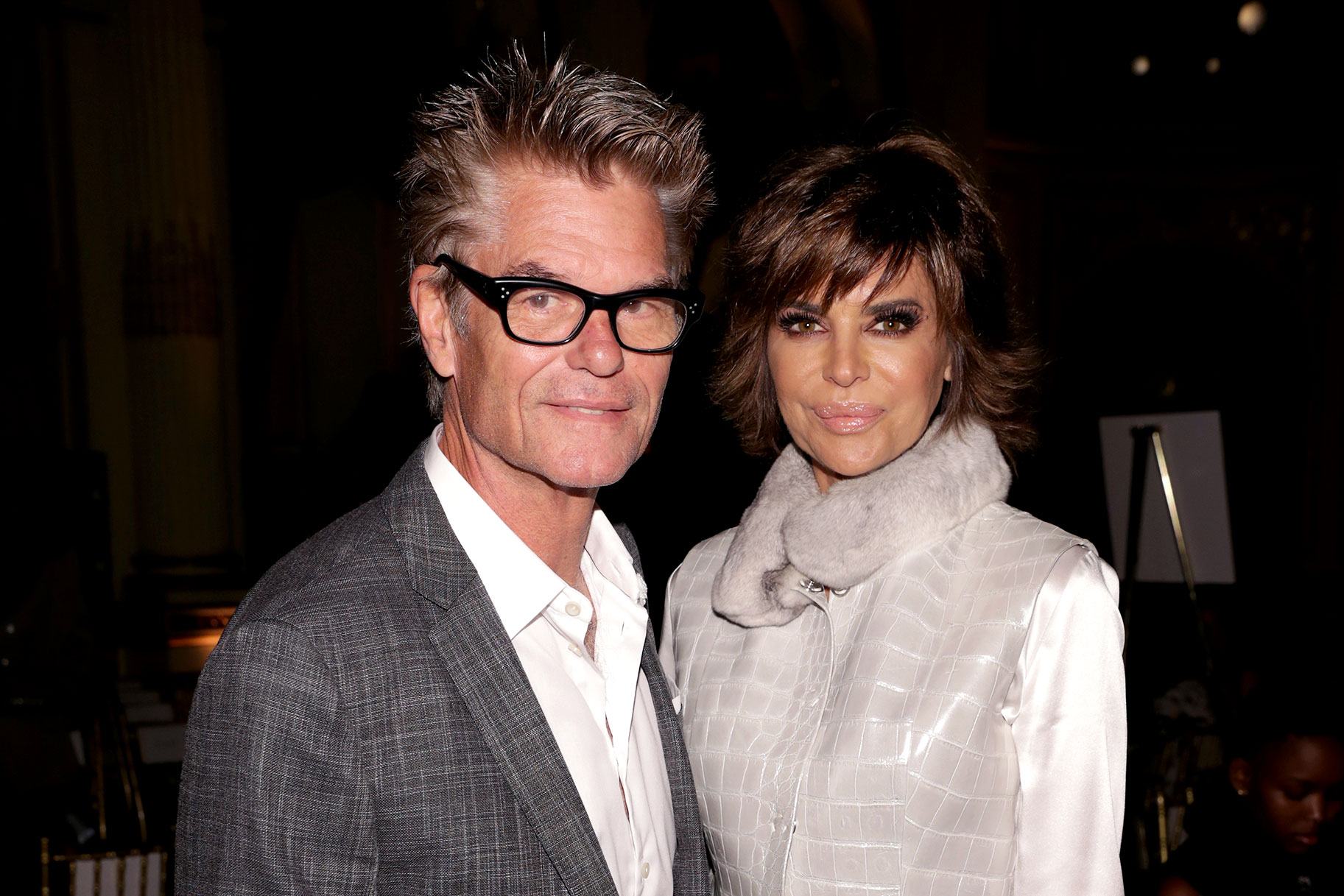 Lisa Rinna Harry Hamlin Social