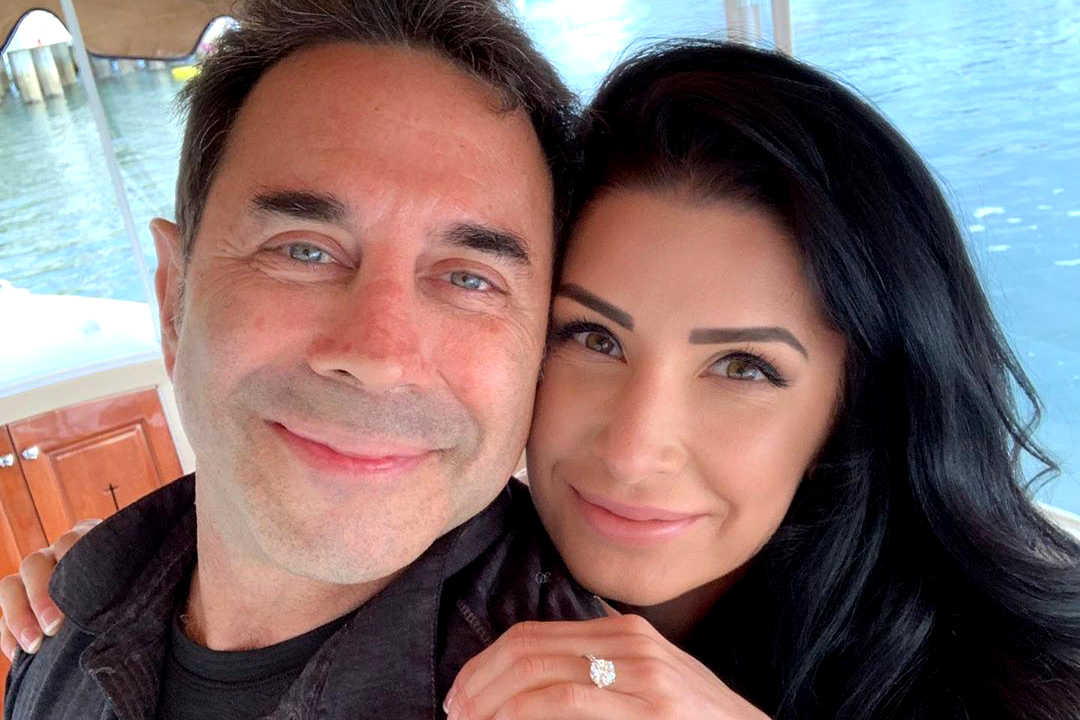 Paul Nassif Brittany Pattakos Family
