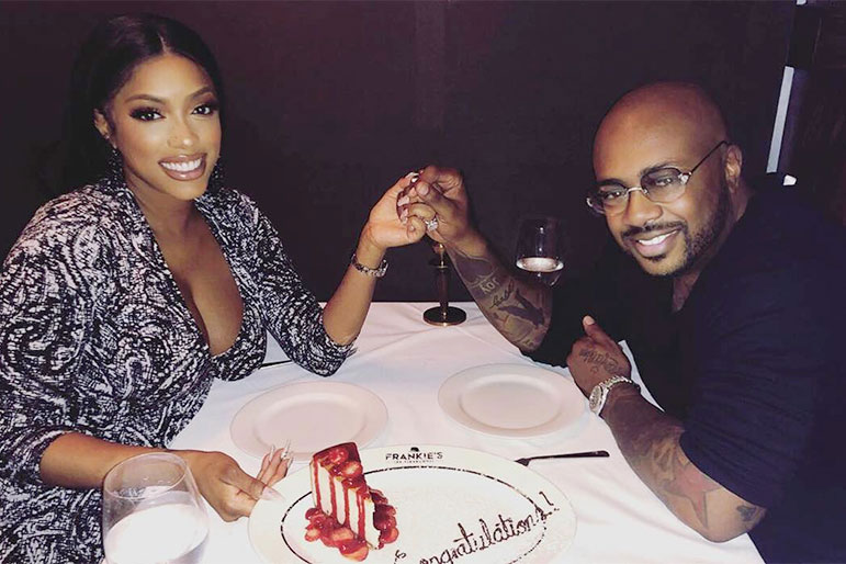 Porsha Williams Dennis Mckinley Re Engaged