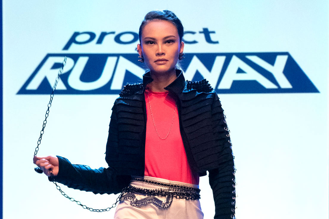 Project Runway 1805 Final Outfit Promote