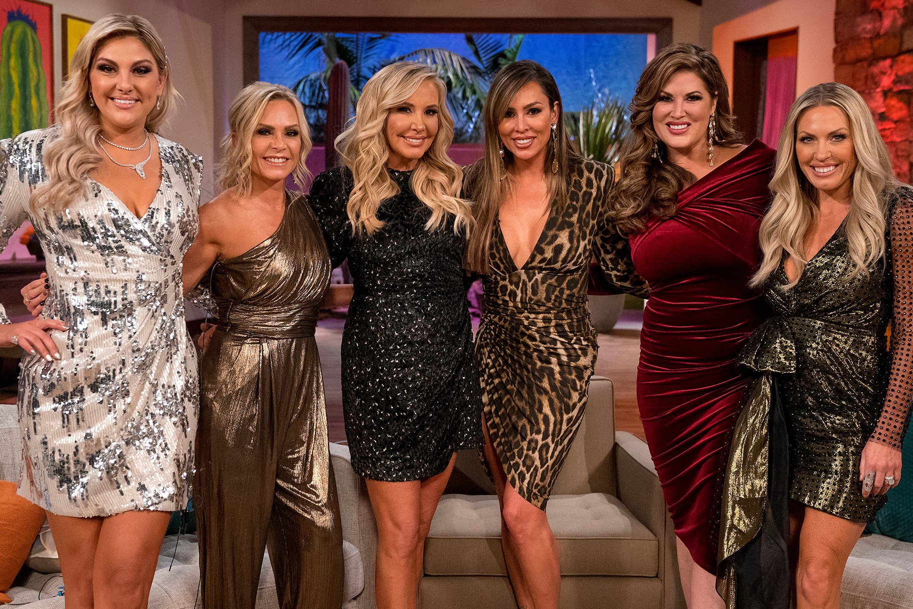 Rhoc Cast Post Reunion