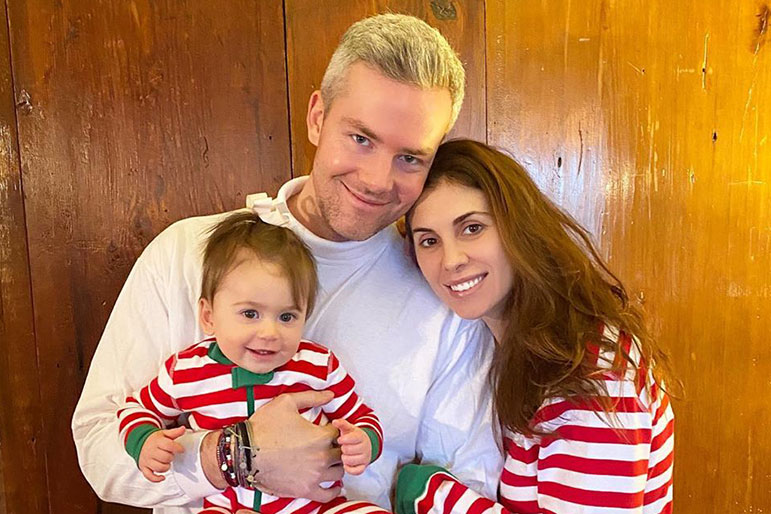 Ryan Serhant Emilia Daughter Vacation