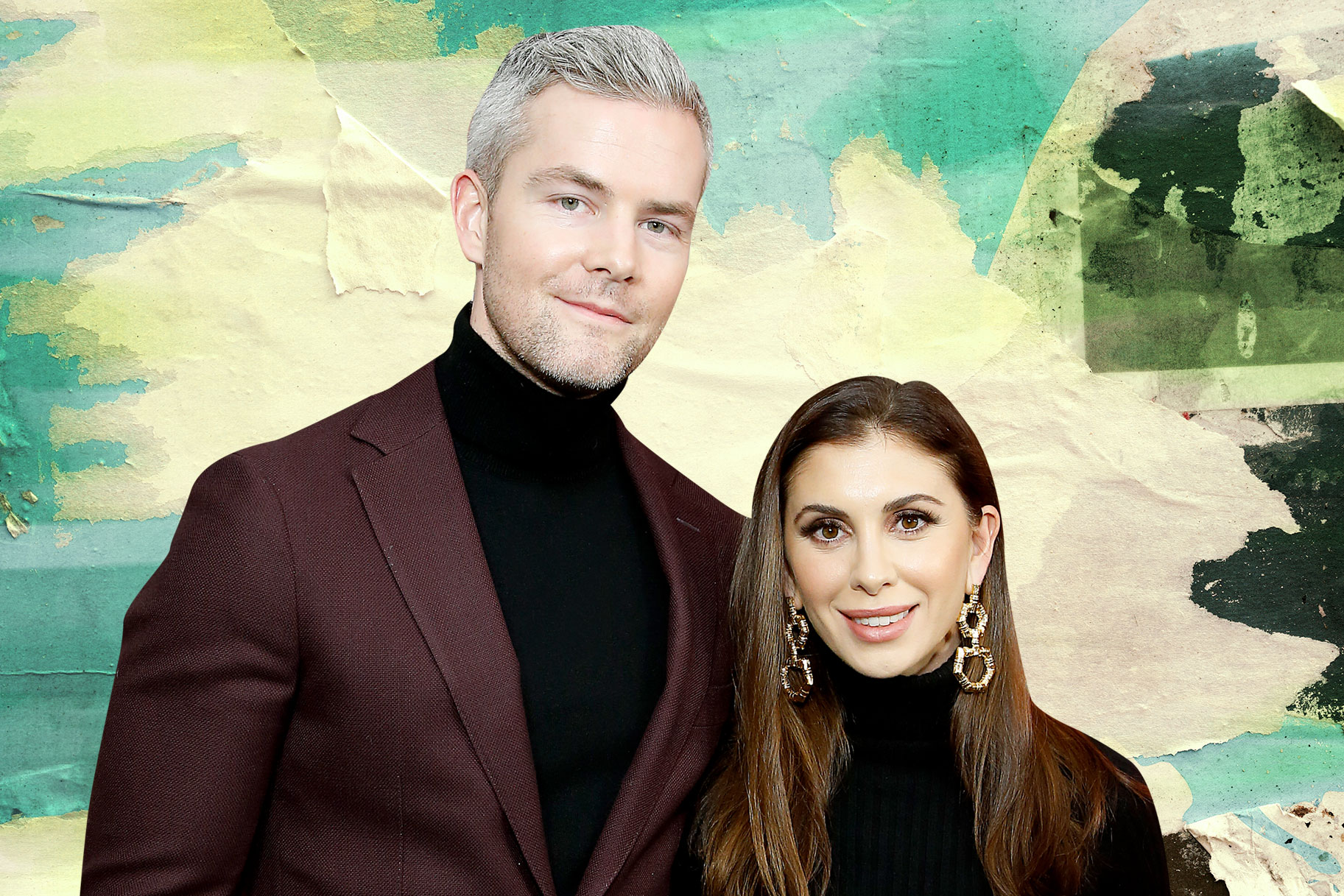 Ryan Serhant Emilia Throwback Photo