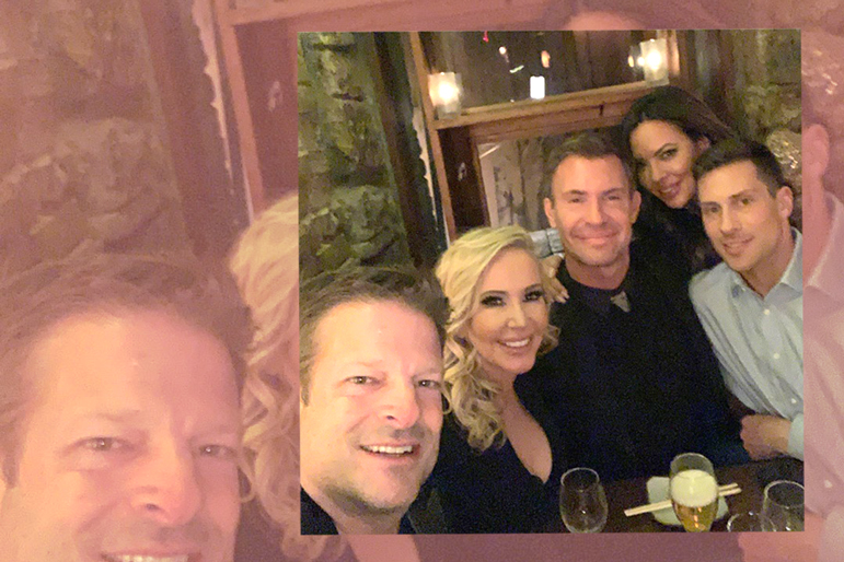 Shannon Beador Jeff Lewis Friendship