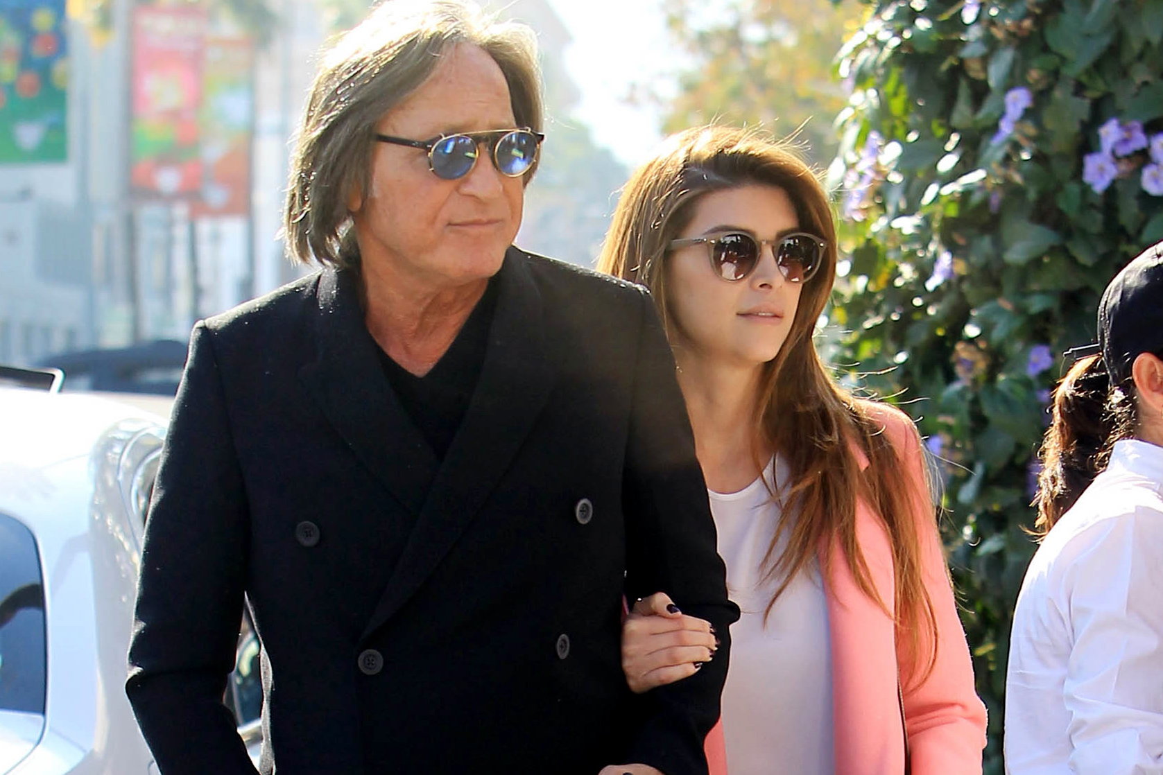 Shiva Safai Mohamed Hadid Relationship