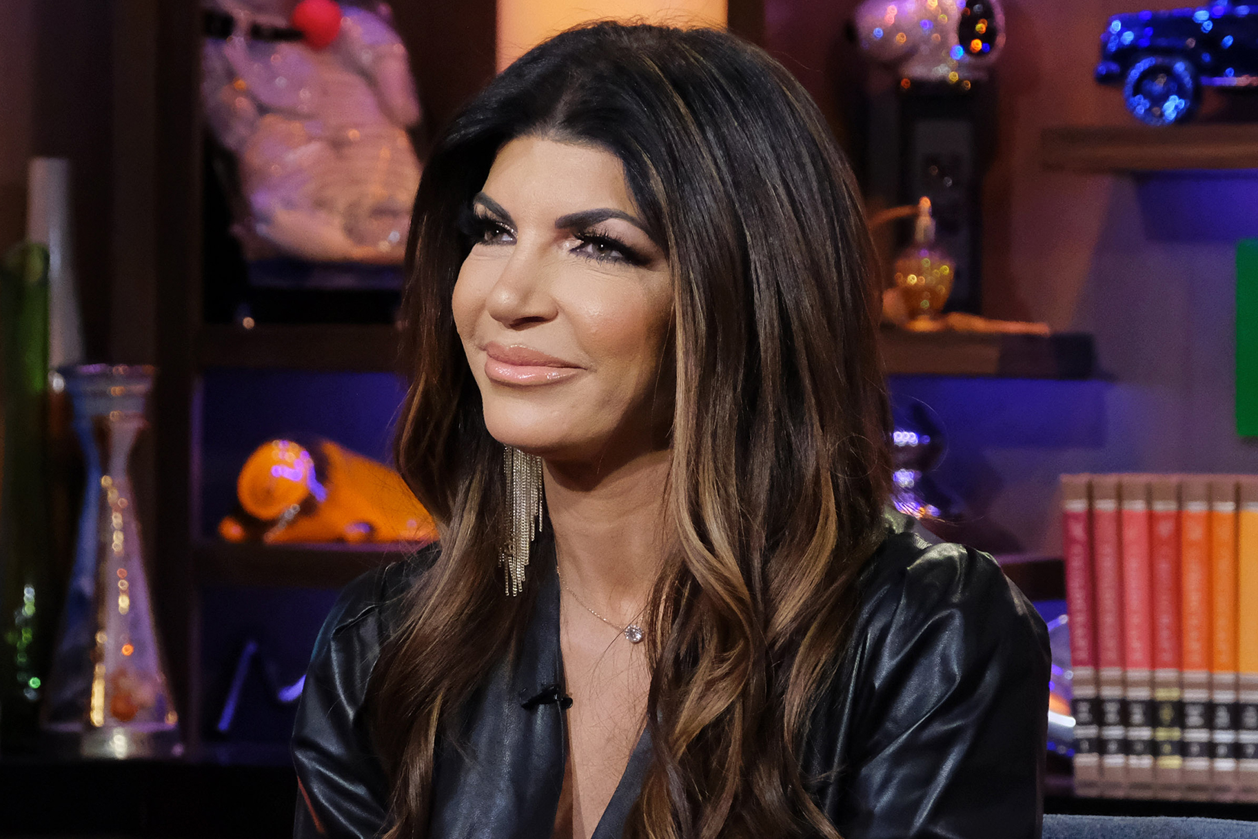 Teresa Giudice Holiday Decorations