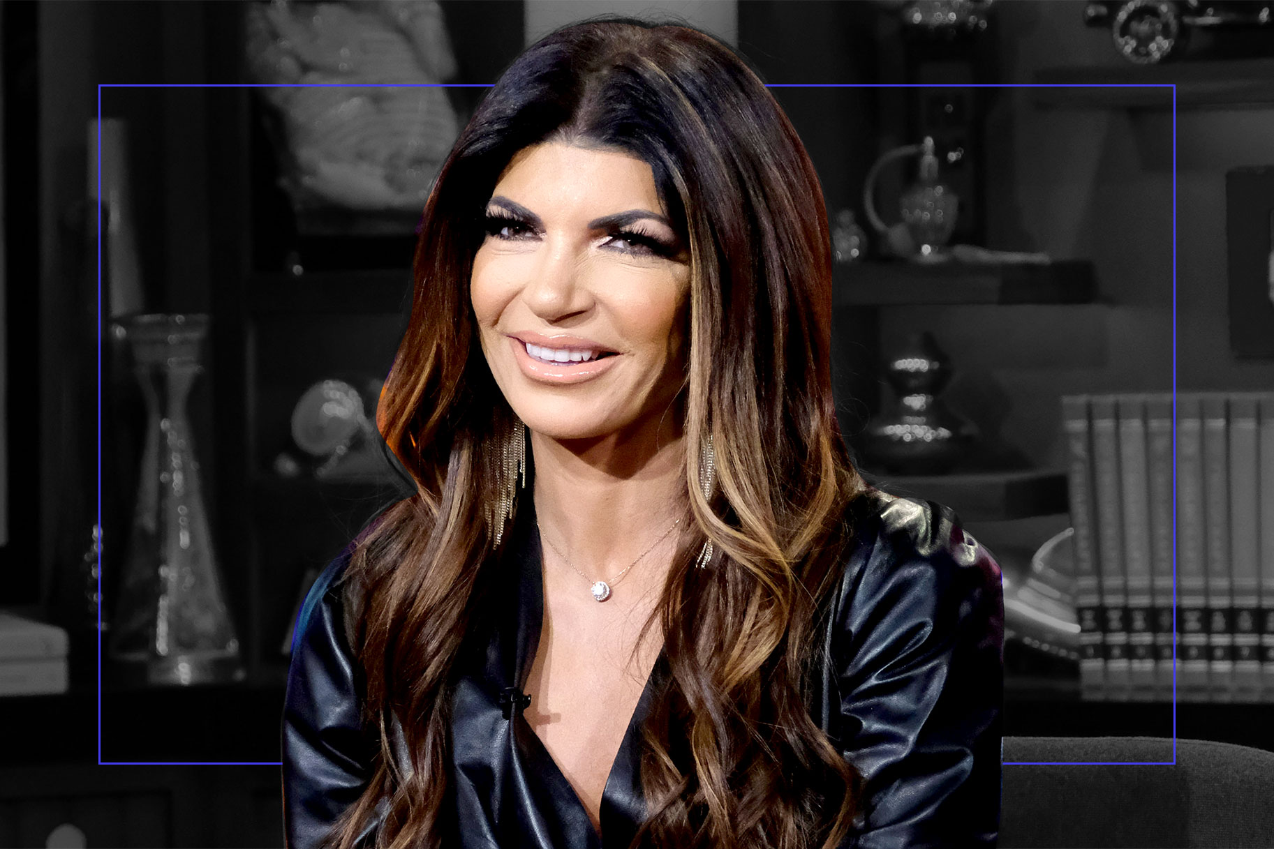 Teresa Giudice Necklace Family Daughters