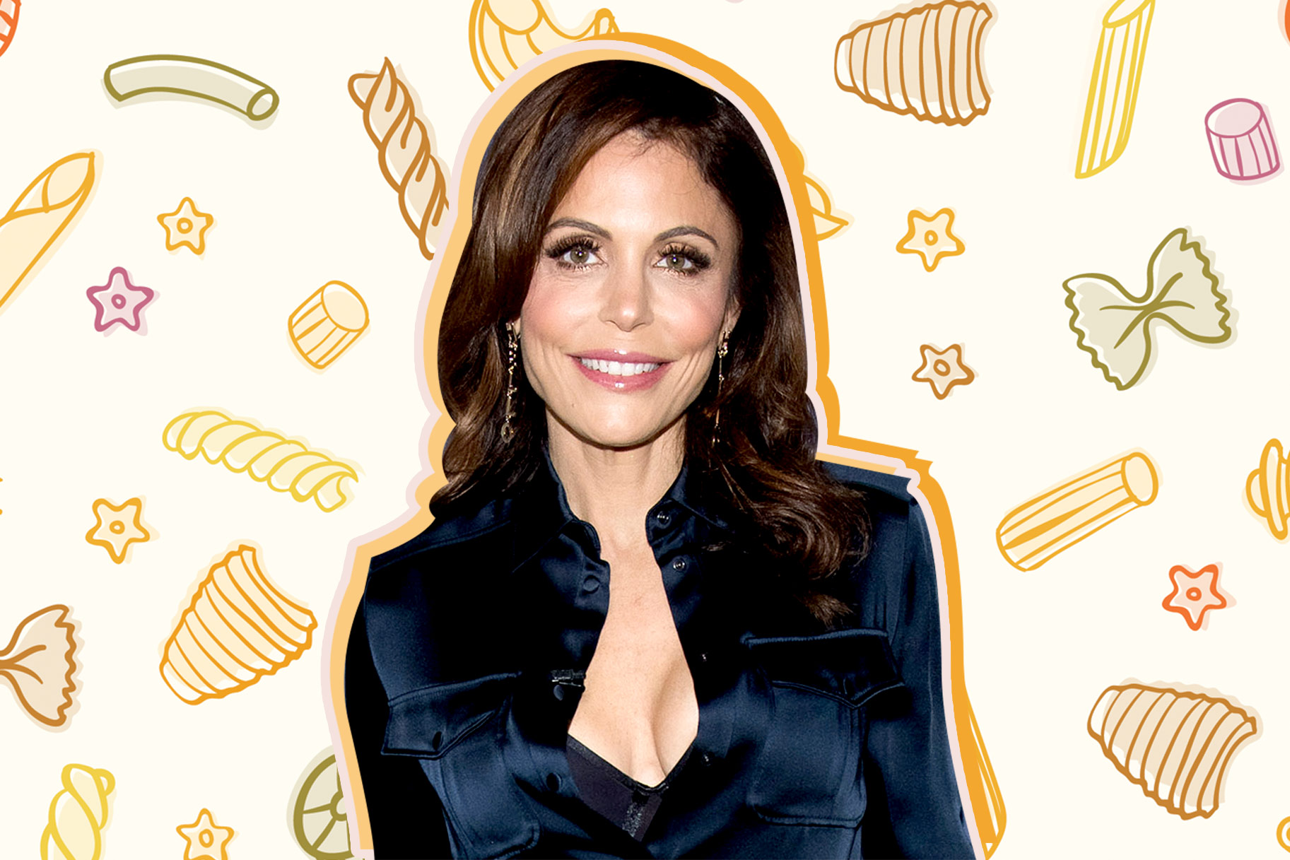 Bethenny Frankel Bryn Daughter Cooking