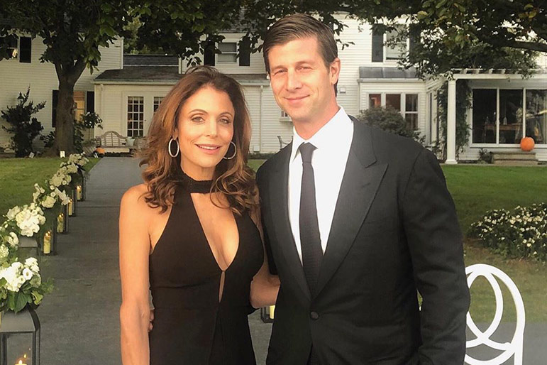 Bethenny Frankel Paul Bernon Boyfriend