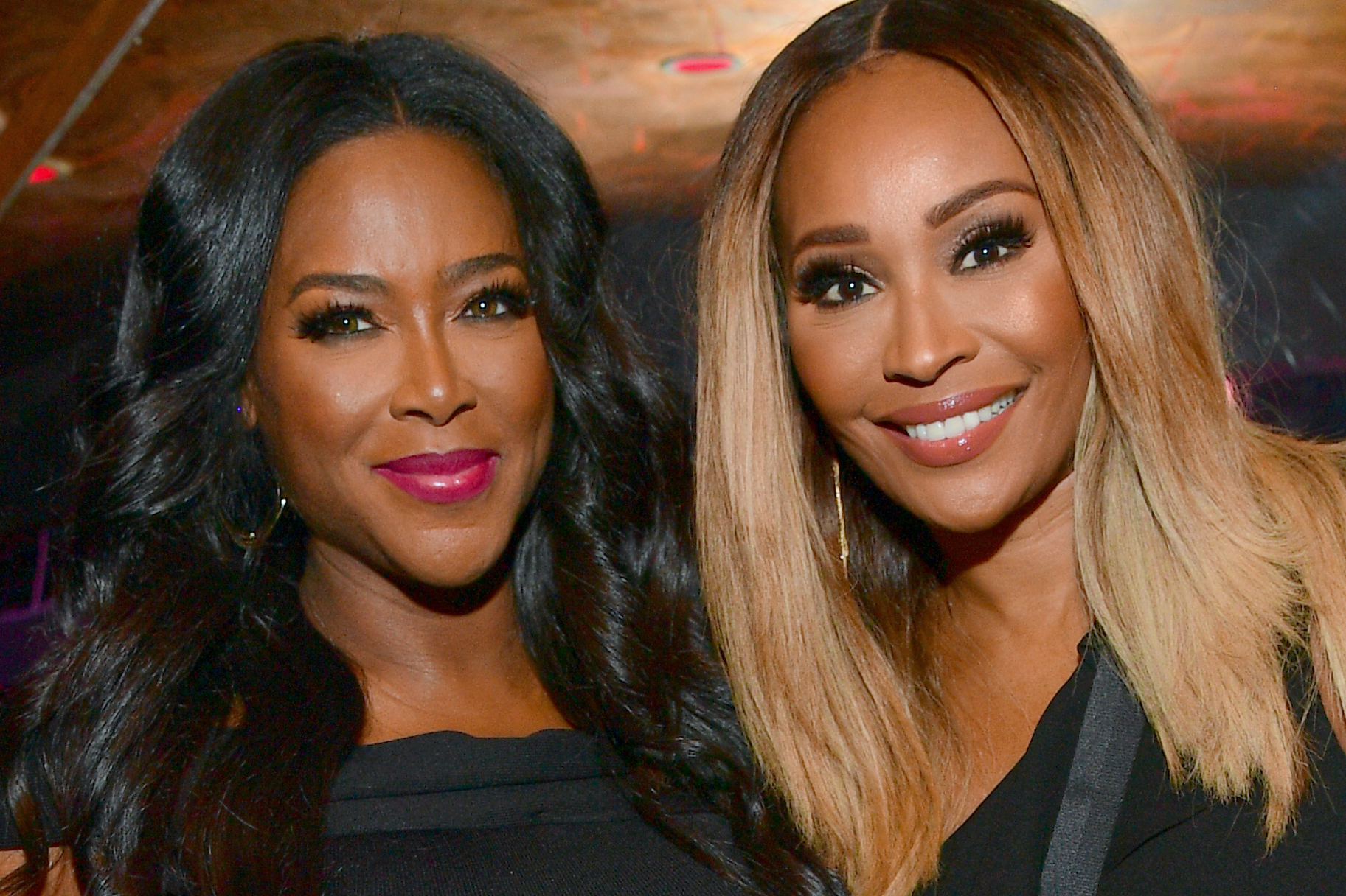 Kenya Moore and Cynthia Bailey Fired from the Real Housewives of Atlanta?