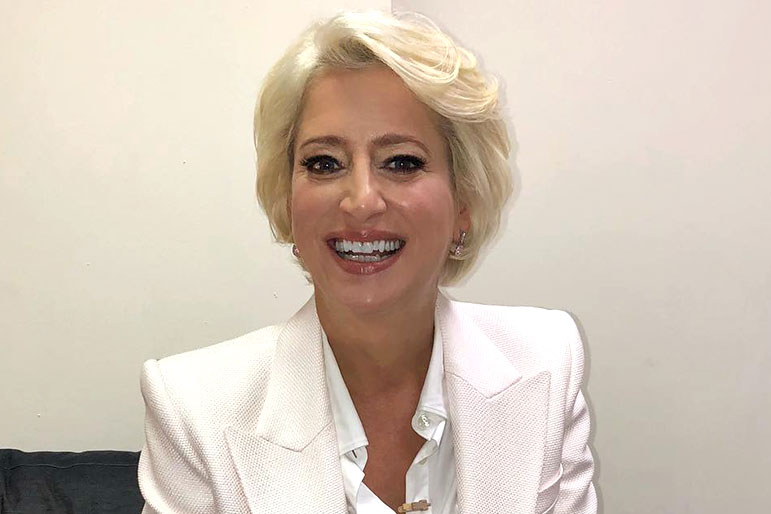 Dorinda Medley Body Workout Fitness