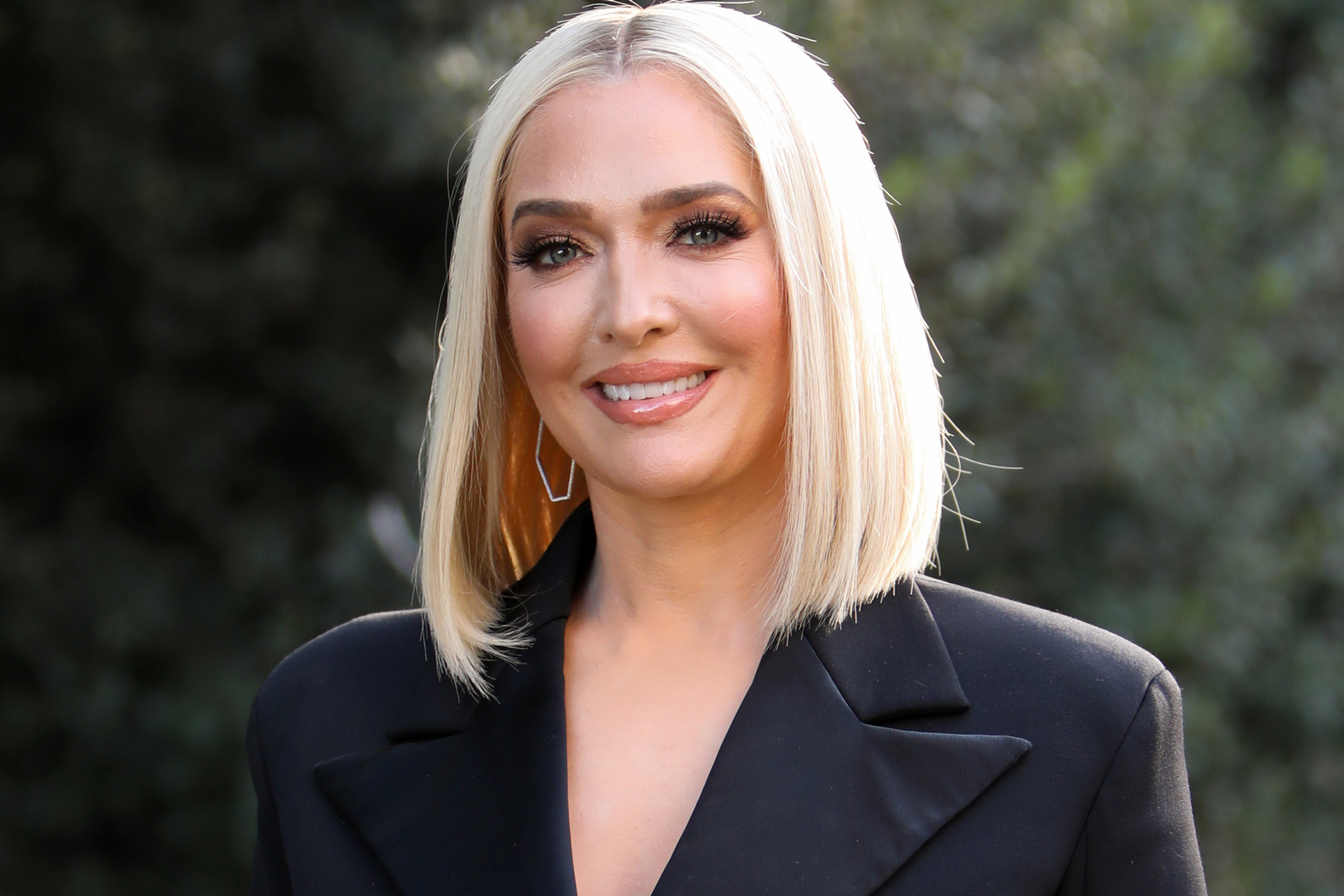"""Erika Girardi Explains When She's All About a """"New York-Beverly Hills Cross"""""""