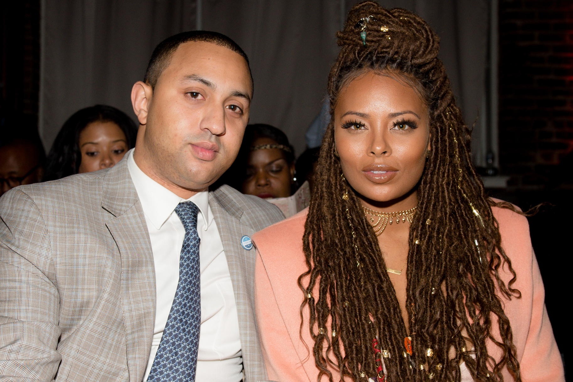 "Eva Marcille's Husband Claps Back About How He Spends Money: ""I Am Not Trying to Impress You"""