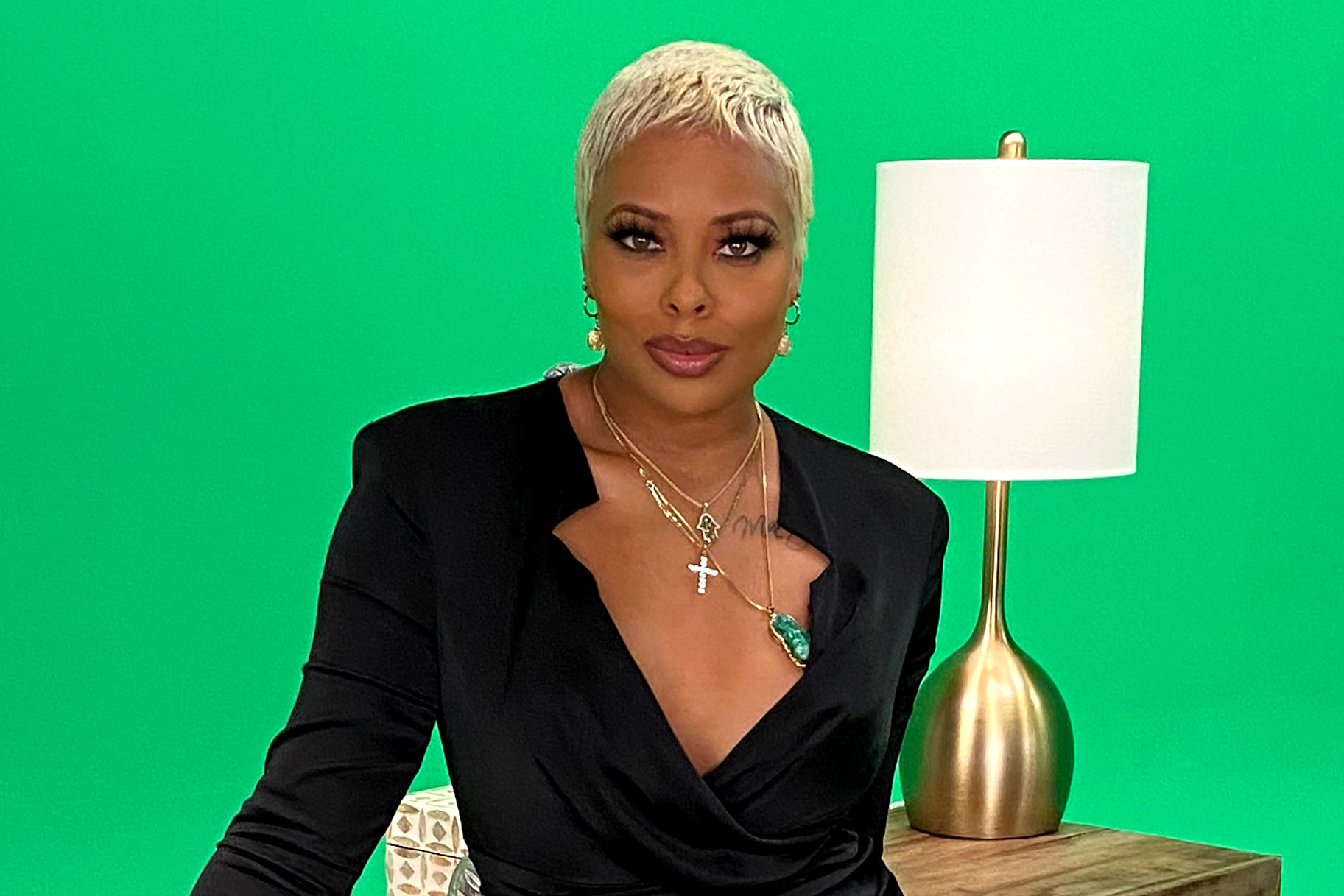 Eva Marcille Rhoa Aftershow Look
