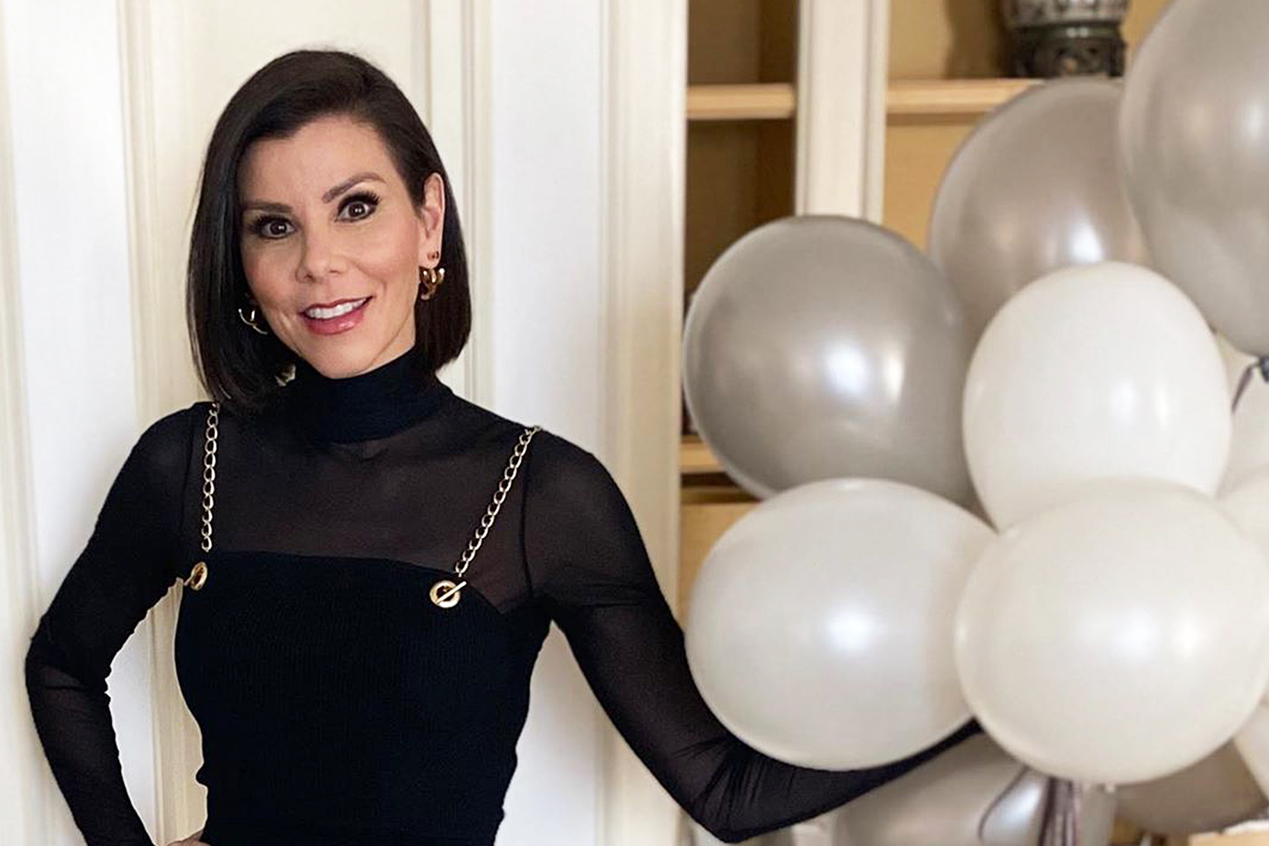 Heather Dubrow Birthday Celebration