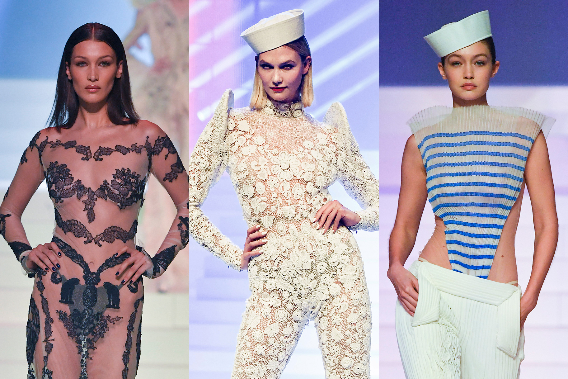 Jean Paul Gaultier Final Runway Bravolebs