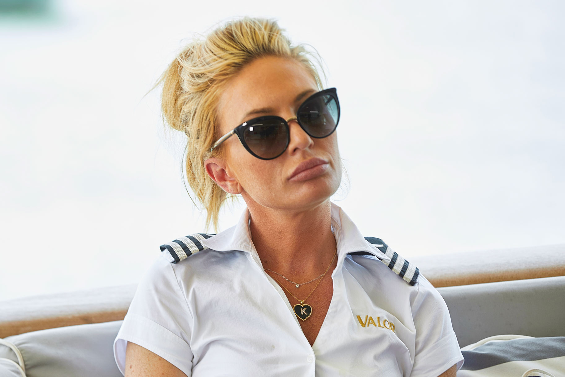Kate Chastain Below Deck Regret