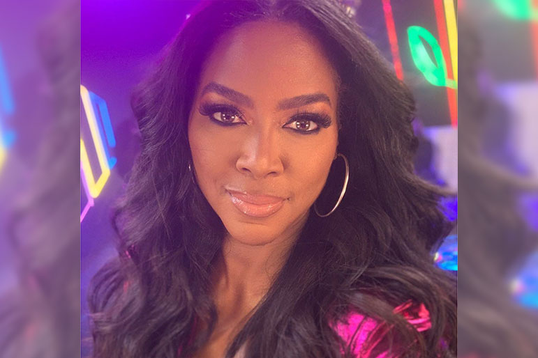 Kenya Moore Rhoa Birthday Fashion