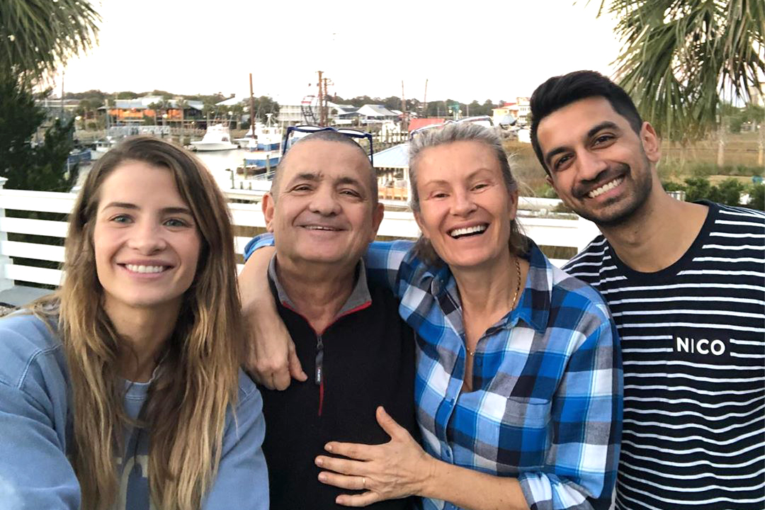 Naomie Olindo Father Death Southern Charm