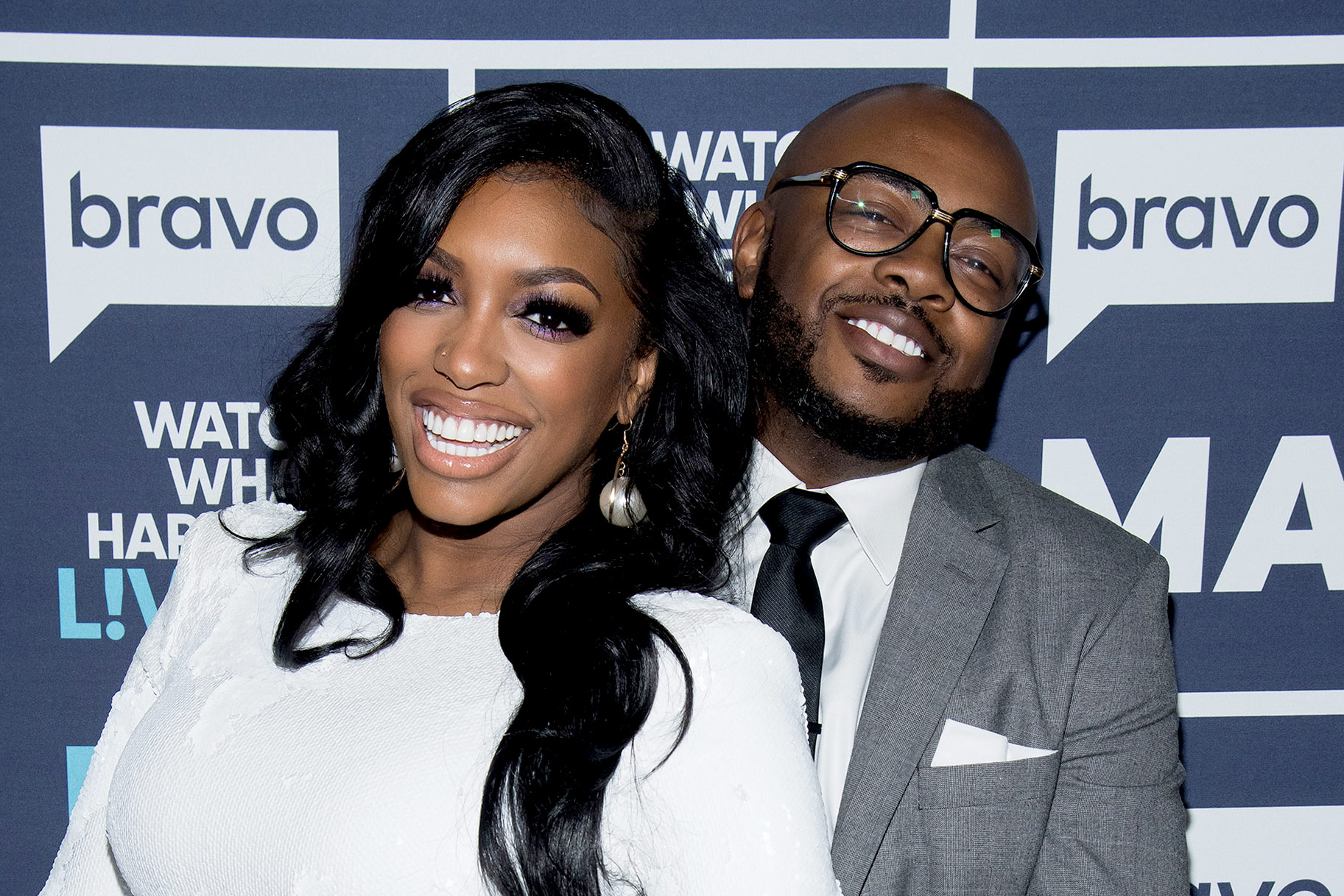 Porsha Williams Dennis Mckinley Sister