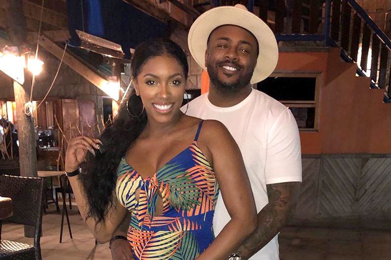 Porsha Williams Dennis Mckinley Vacation