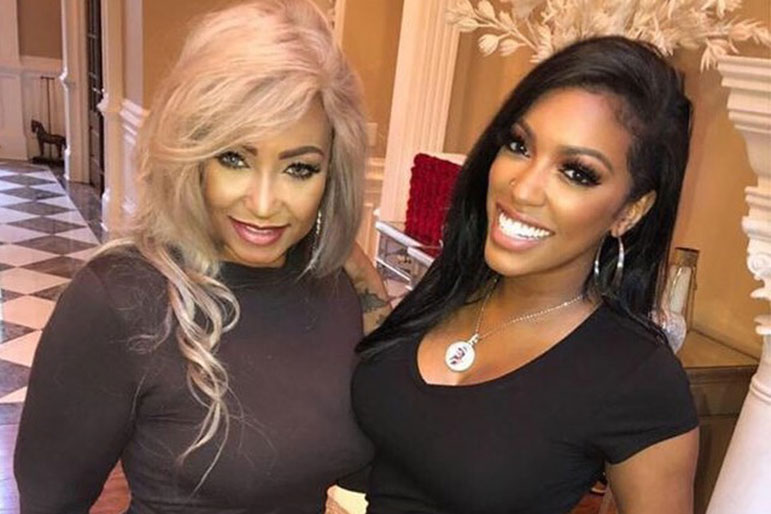 Porsha Williams Mother Diane Rhoa