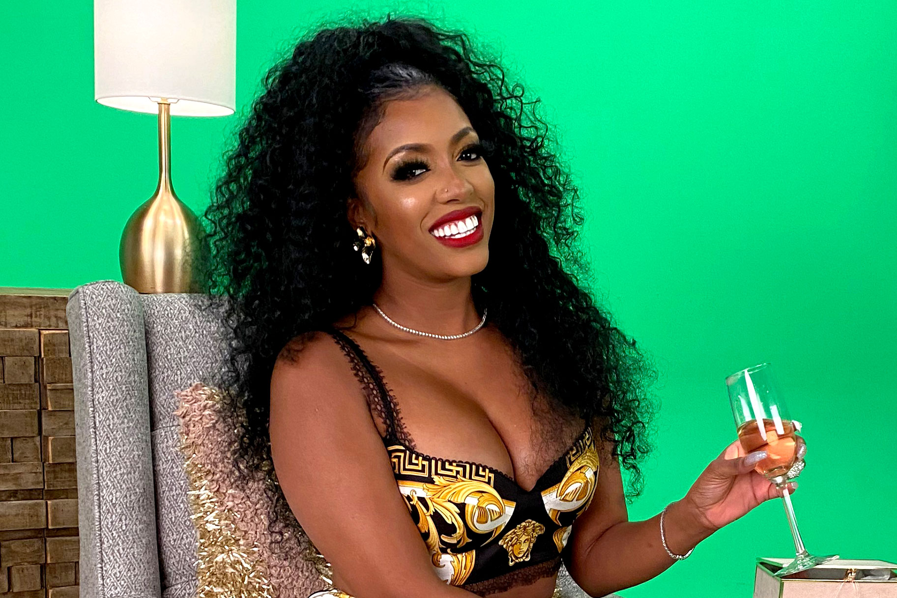 Porsha Williams Rhoa Aftershow Fashion