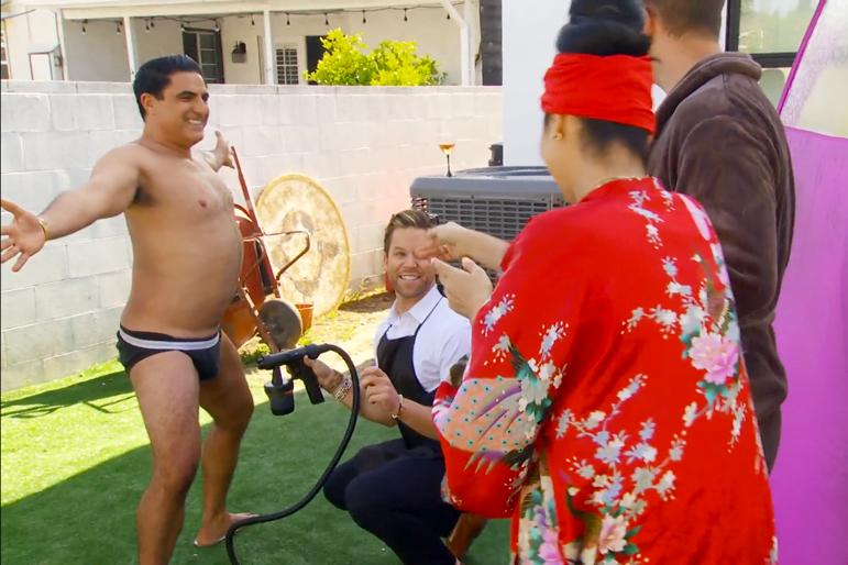 "Reza Farahan Has ""Never Seen Anything Like"" Season 8 of Shahs of Sunset"