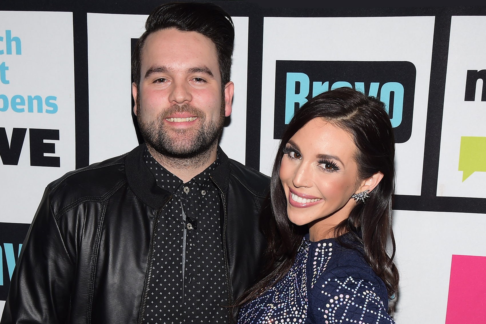 Scheana Mike Shay Still Talk