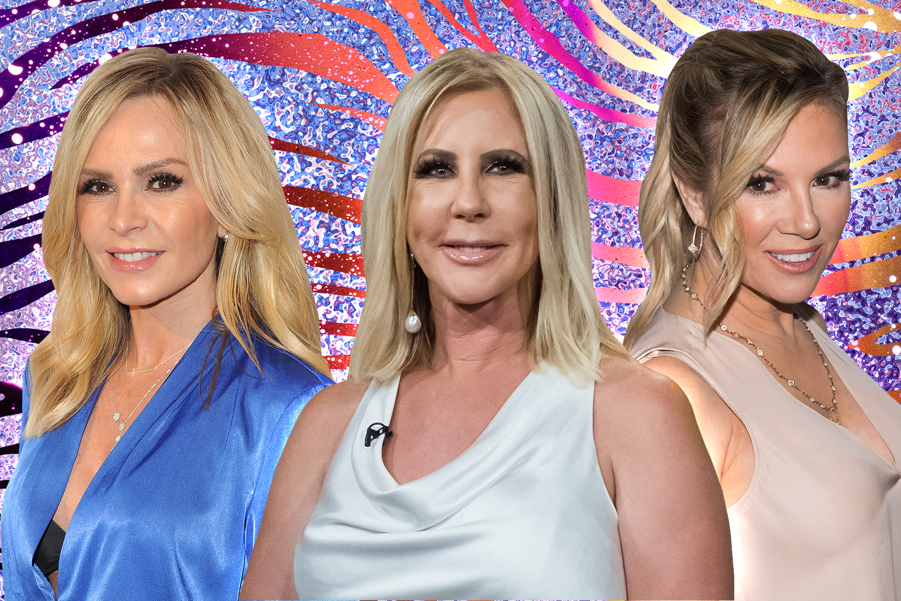Tamra Judge Vicki Gunvalson Ramona Singer Crazy Night