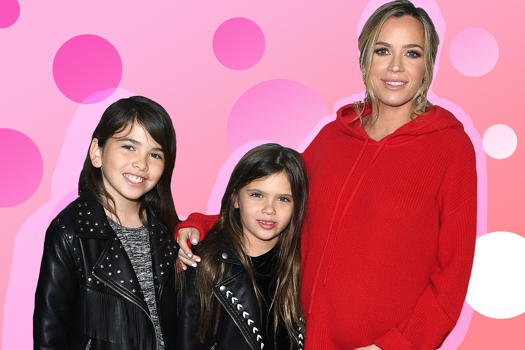 Teddi Mellencamp Baby Shower Daughters