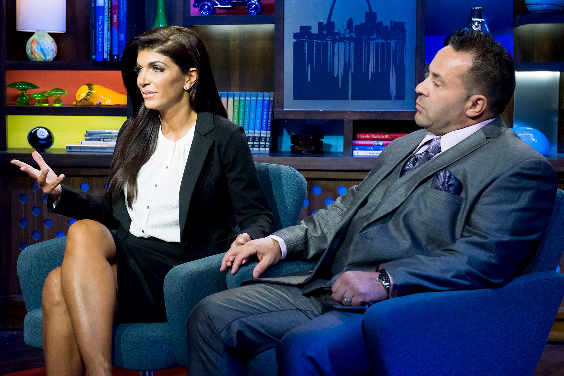Teresa Giudice Joe Prenup Marriage