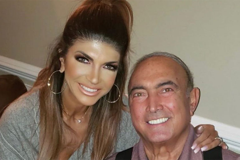 Teresa Giudice Nonono Father Wedding