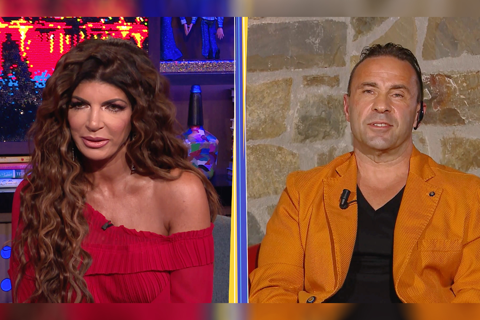 Teresa Joe Giudice Ice Facility Rhonj