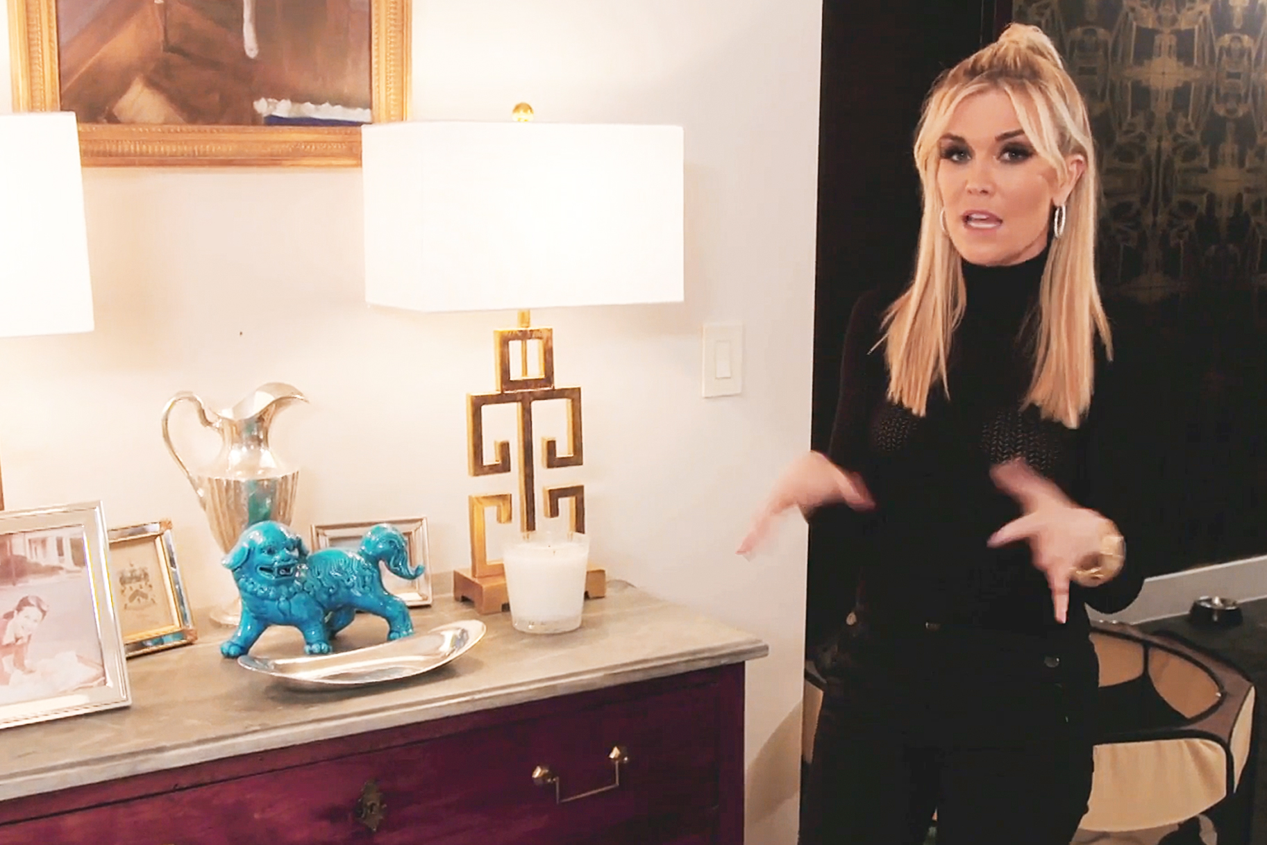 Tinsley Mortimer Hotel Redesign