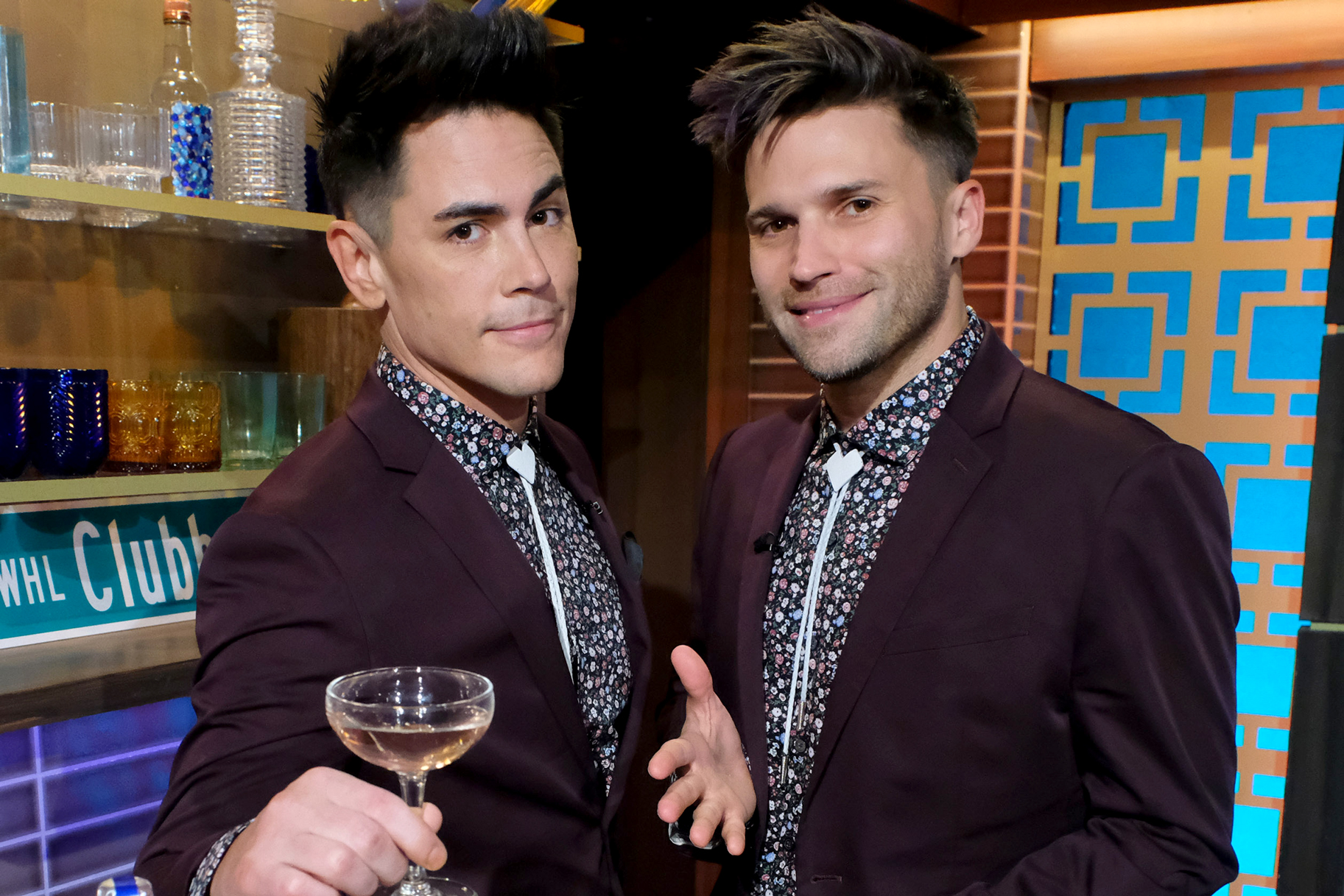 Tom Schwartz Tom Sandoval High Low