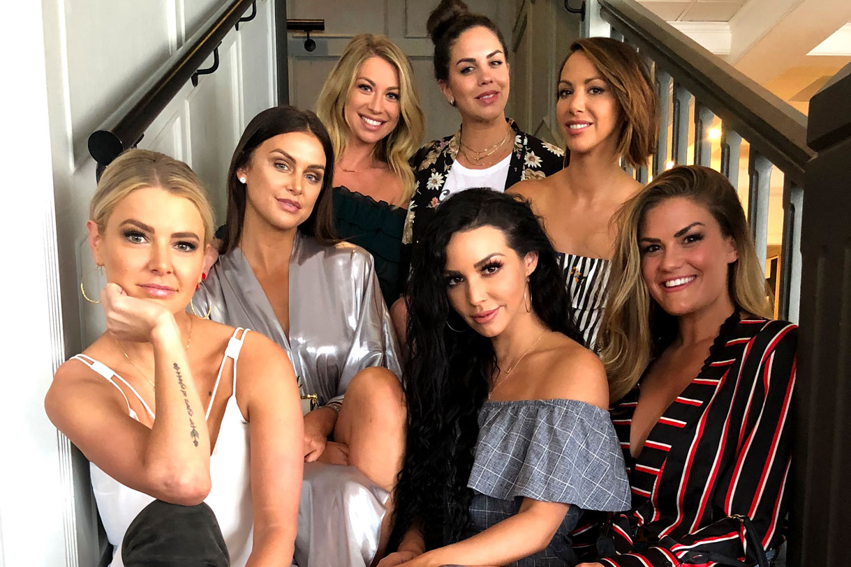 Vanderpump Rules Stassi Schroeder Wedding Guests